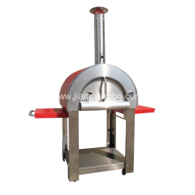 Good Quality for Woodfired Pizza Oven Deluxe High Quality Outdoor Woodfired Pizza Oven export to Portugal Importers