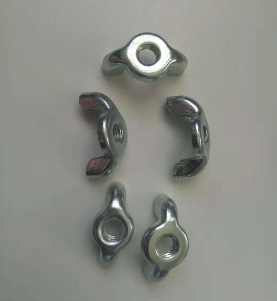 Zinc plating  standard  wing nuts