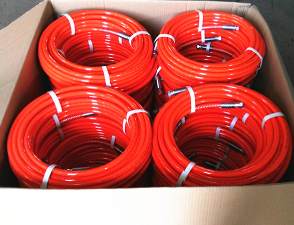 airless paint hose packing