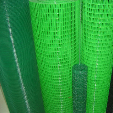 Plastic Coated Wire Welded Wire Mesh