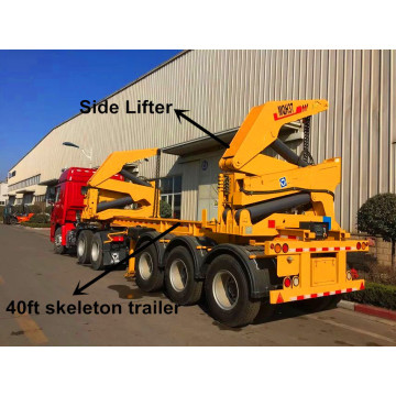 XCMG 20ft 40ft Container Side Lifter 37t