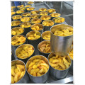 hot selling Canned yellow peach