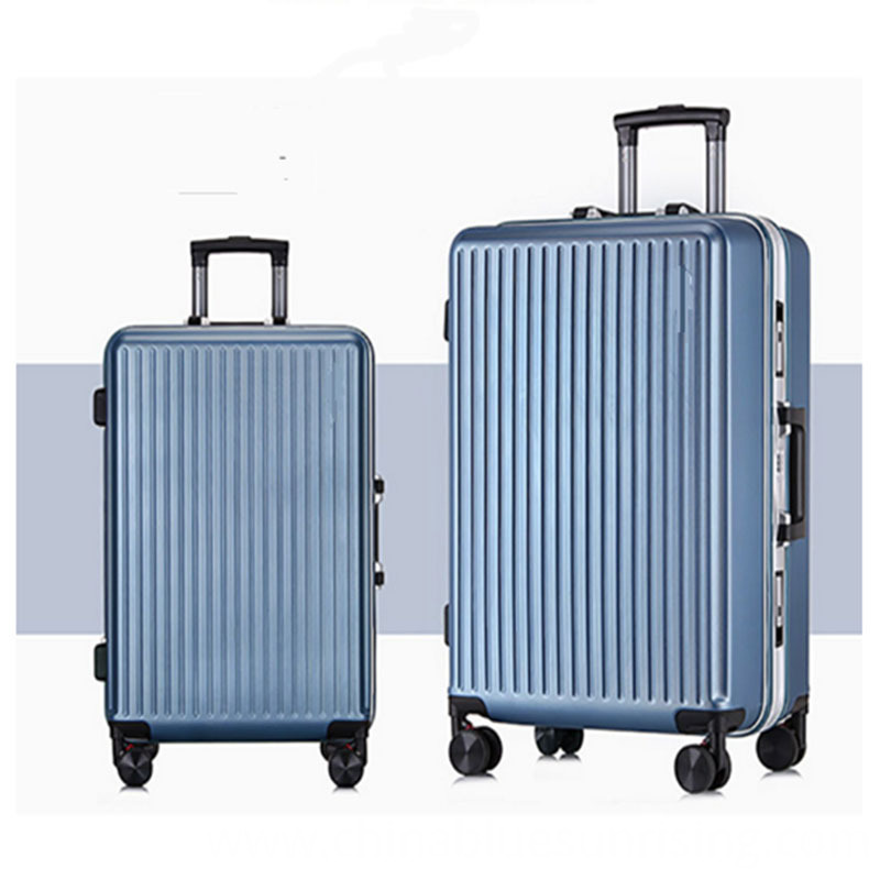Customized design new fashion bag luggage abs+pc luggage