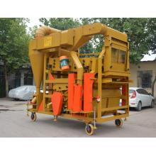 SESAME CLEANING MACHINE AND GRADING MACHINE
