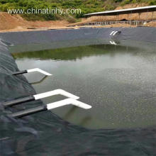 Agricultural water conservancy projects geomembrane