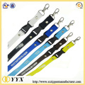 Fancy neck id card holder silk-screen lanyards