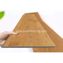 locking Waterproof non-slip SPC vinyl flooring Indoor usage