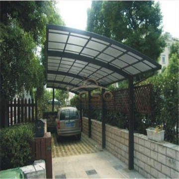 Pergola Metal Composit Car Kit Prefab Garage Carport