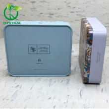 Customized Supplier for Tin Gift Box,Metal Tin Gift Box,Custom Tin Gift Cans Manufacturers and Suppliers in China high quality gift boxes wholesale export to Italy Factory
