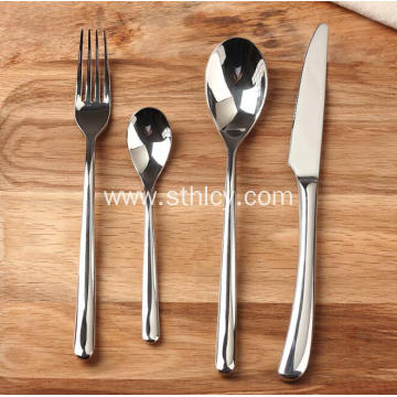 201 Stainless Steel Flatware Set Cutlery Set