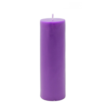 Handmade home decoration paraffin wax scented pillar candle