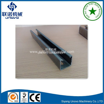 41x41slotted steel unistrut and strut channel