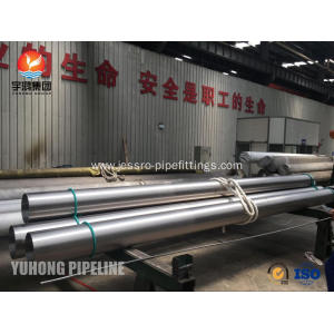 China Gold Supplier for for  Monel 400 ASTM B165 N04400 Seamless Pipe and Tube supply to San Marino Exporter