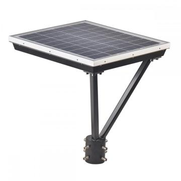 25W Solar led top light for gardens pathway