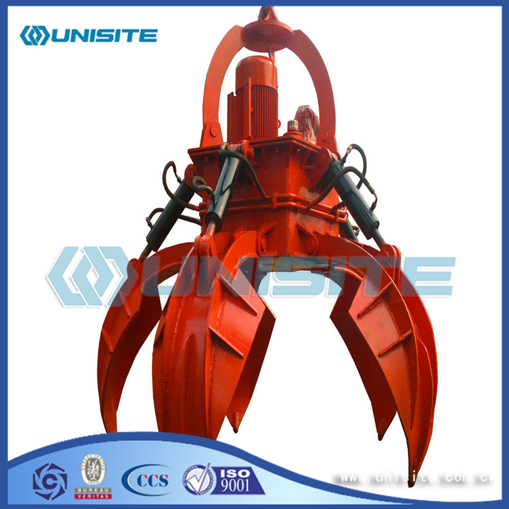 Steel Marine Welded Grab for sale