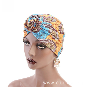 Headwrap wholesale turban hat bandanas cap winter hat
