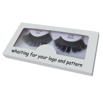 Personalized Logo Mink Lashes Box with Window