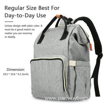 Insular Portable Travel Backpack Baby Diaper Bag
