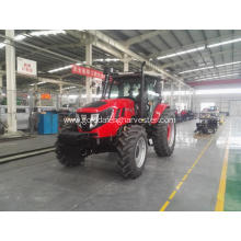 Hot sale for 150hp Farming Wheeled Tractors tractor combined draft Snow Blower for famous engine export to Chad Factories