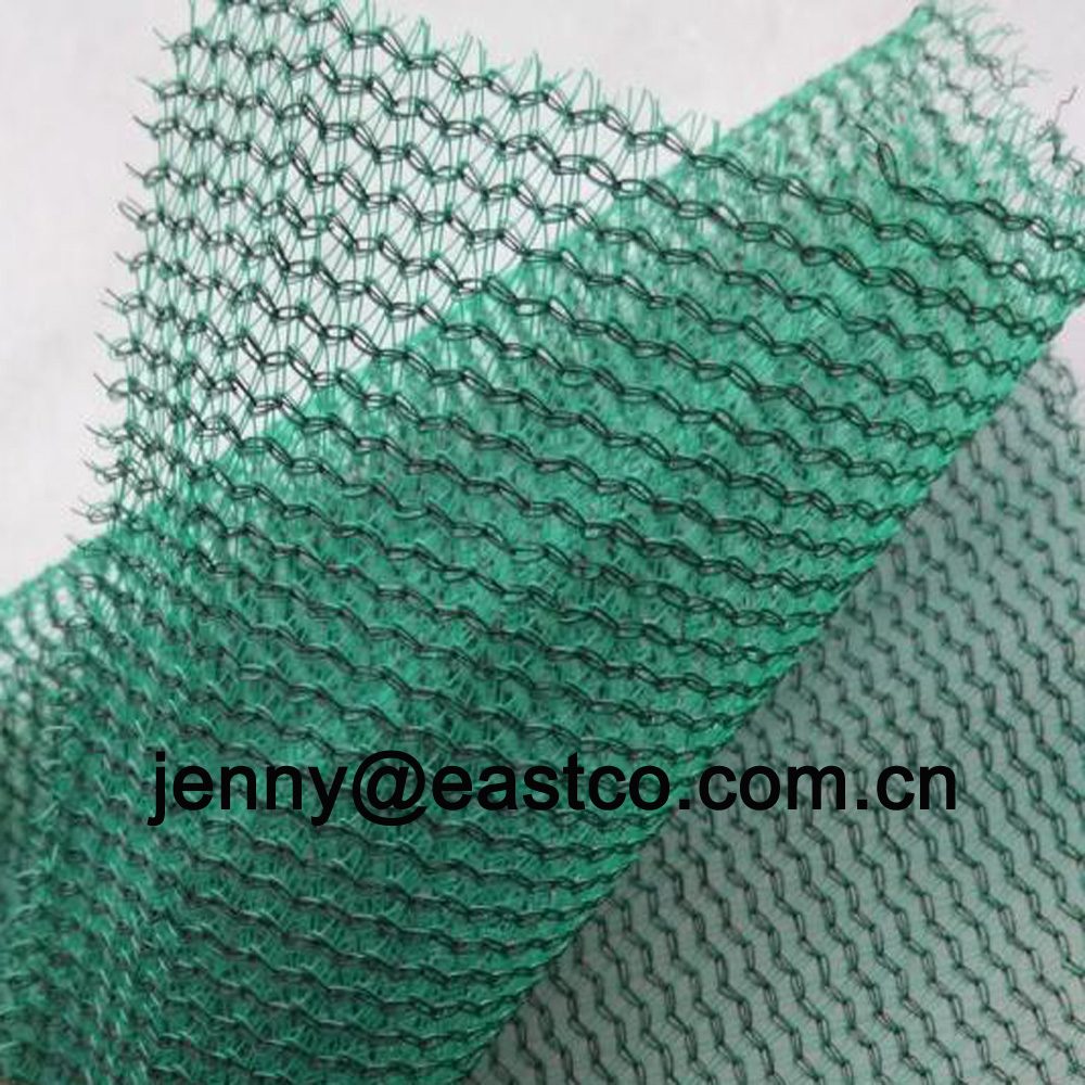 Construction Scaffolding Debris Netting