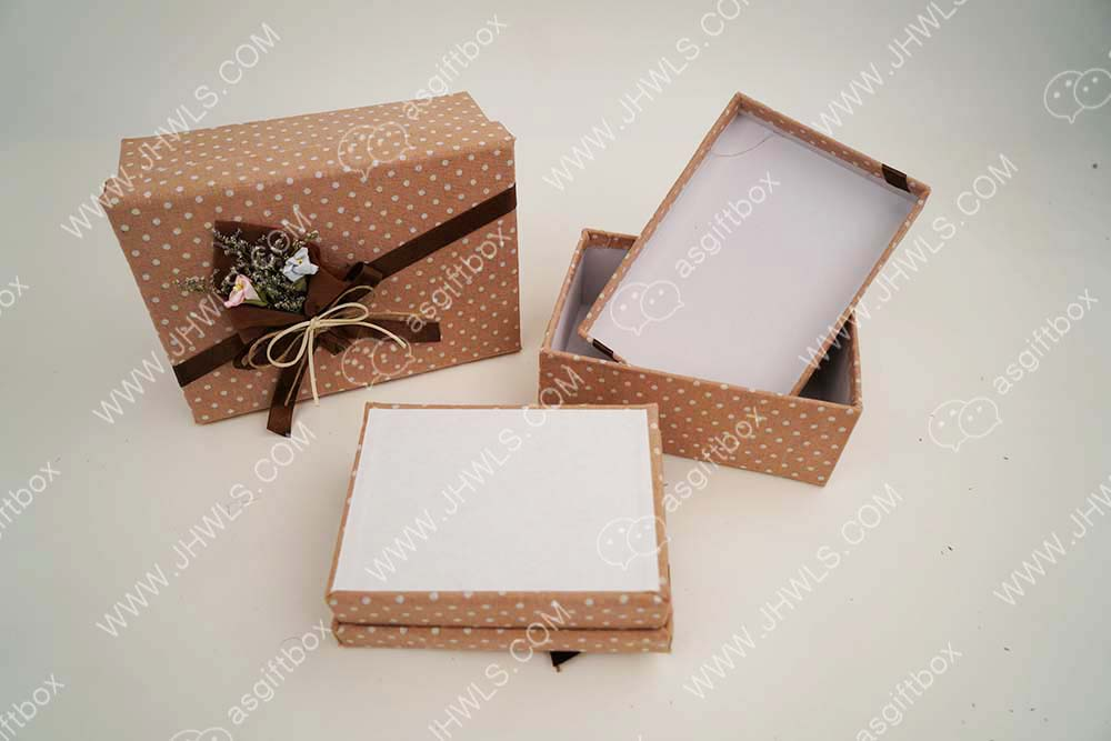 Butterfly-knot Cosmetics Gift Box
