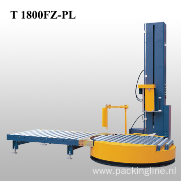 Automatic Pallet Stretch Wrapper t 1800fz-Pl