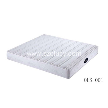 Compressible Memory Foam Mattress