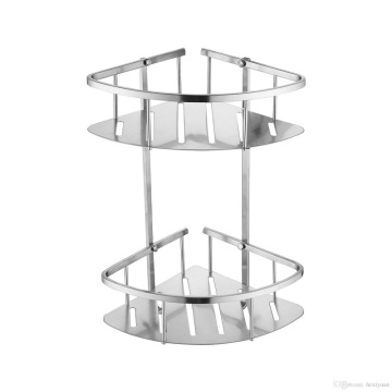 Stainless Steel Corner Tripod Toilet Bathroom Pendant