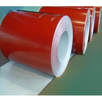 hot dipped PPGI galvanized steel sheets in coils