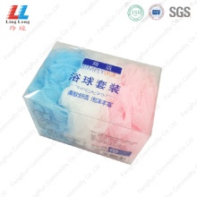 3-in-1 household bath set sponge