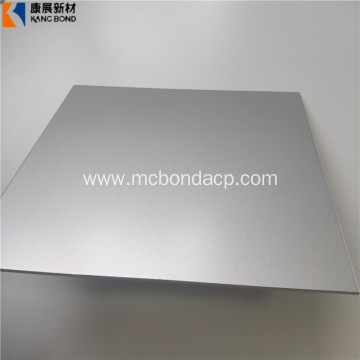 MC Bond Facade Exterior Aluminum Composite Panel