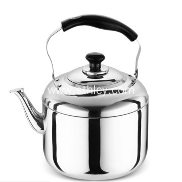 Thick Stainless Steel Large Capacity Whistling Kettle
