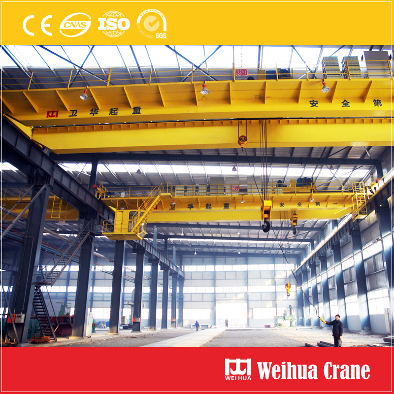 Explosion Proof Double Girder Overhead Crane