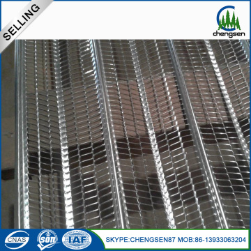 High quality cheap ribbed expanded metal lath