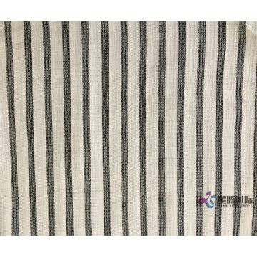 Stripe Tencel Blend Cotton Yarn Dyed Fabric
