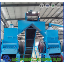 500kg/h Jelly Cable Wire Recycling Machine