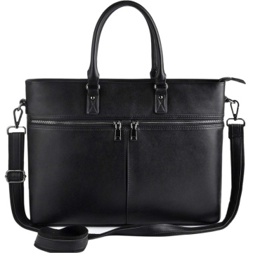 Classic Design PU Leather 15.6 Inch Laptop Bag
