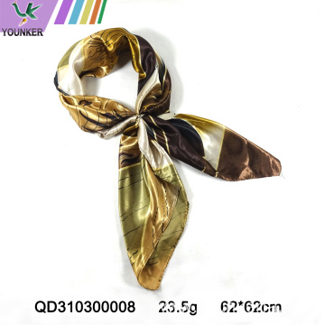 POPULAR COLOUR SATIN SCARF