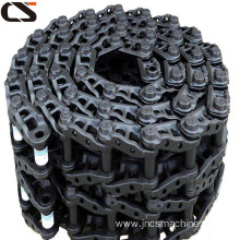 Customized for China Excavator Undercarriage Parts,Excavator Track Frame,Oem Excavator Undercarriage Parts Manufacturer Heavy duty Durable Excavator PCPC220/290LC Track link ass'y supply to Norfolk Island Supplier