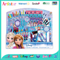 DISNEY FROZEN 1000pieces deluxe coloring activity set