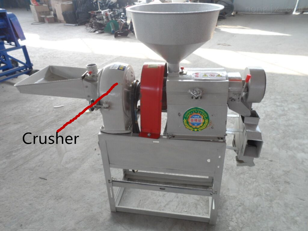paddy rice huller_crusher
