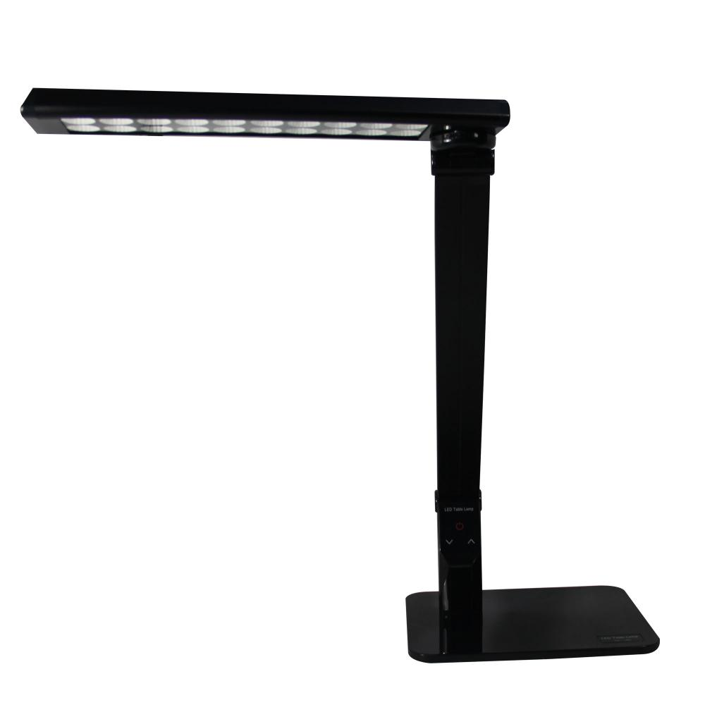 10w black table lamp for home office hotel