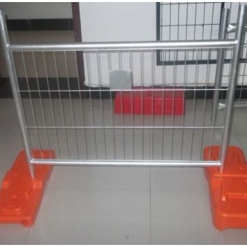 Hot Dipped Galvanized Welded Mesh Temporary Fence
