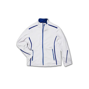 100 % Polyester Breathable Practical Side Pockets Jacket