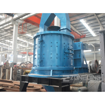 Sand Production Rate Vertical Compound Crusher
