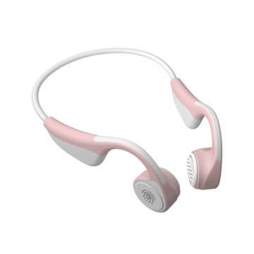 Projeto mais seguro Bluetooth Bone Conduction Headphone Earphone