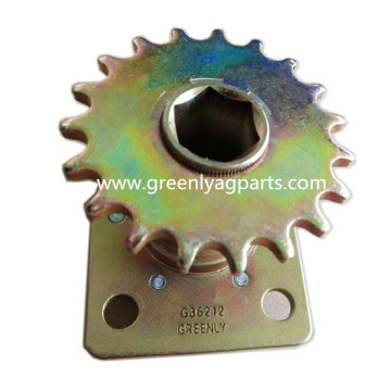 AA36212 GA1720 John Deere Bearing with sprocket