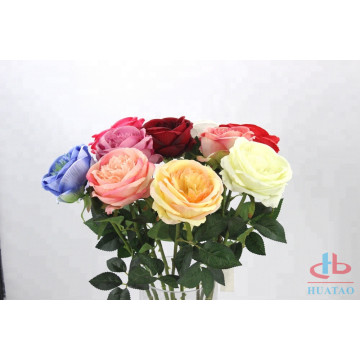 Artificial flowers real touch flower decoration