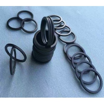 Black Nylon Graphite Shoulder Washer