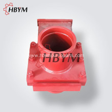 High Quality Concrete Pump Shut Off Valve